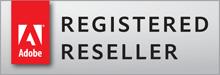 Adobe Reseller Banner