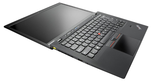 Lenovo Thinkpad X1 carbon touch otvoren