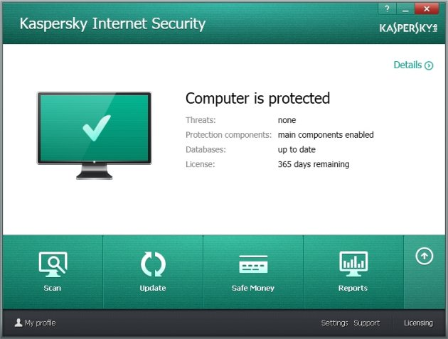 Kaspersky Internet Security 2014 PC zaštita