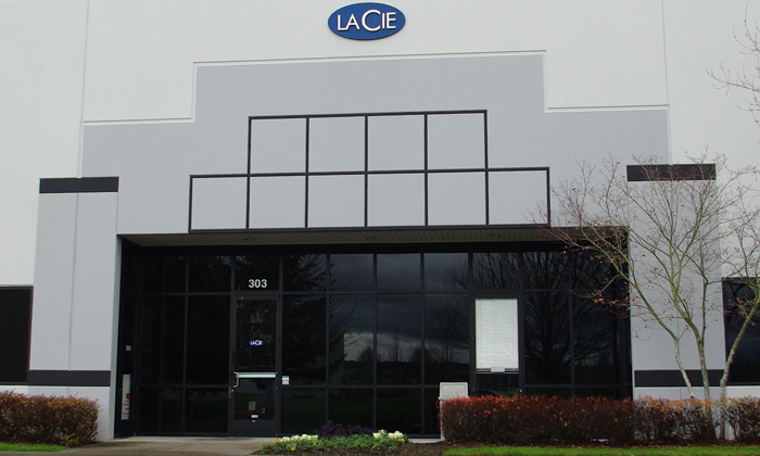 LaCie Headquarters