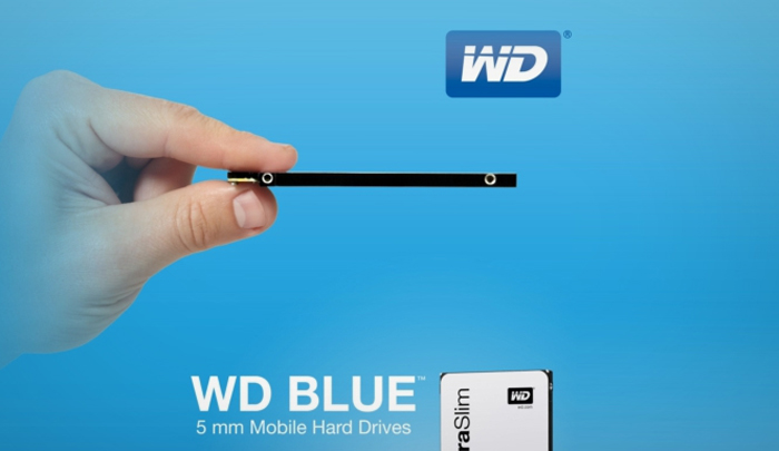 WD blue 5mm
