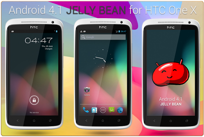 HTC Jelly Bean